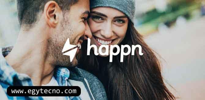 أفضل تطبيقات التعارف المجانية - تطبيق happn 2020