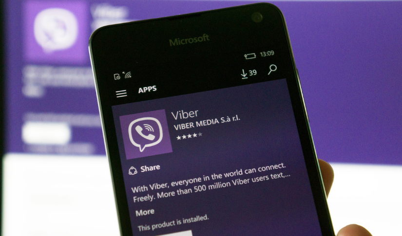 Viber @ WINDOWS 10