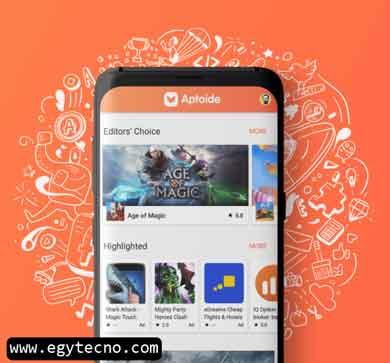 برنامج Aptoide لتحميل التطبيقات المدفوعه مجاناً للهواتف والتليفزيون 2020