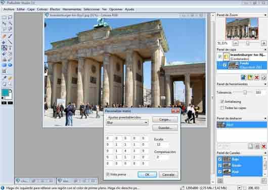 برنامج رسم PixBuilder Studio