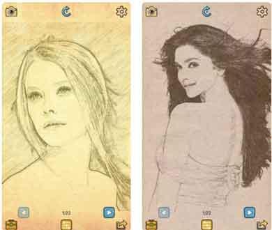 برنامج تحويل الصور الى رسم Photo Sketch