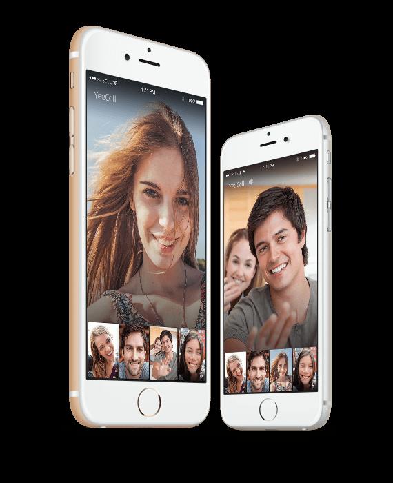 تطبيق مكالمات فيديو HD - مع افضل تطبيق YeeCall للمكالمات الصوتية والفيديو