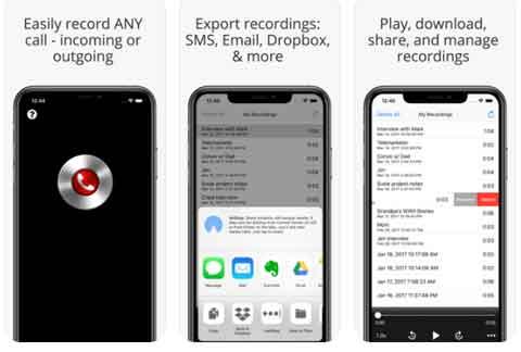 افضل برنامج تسجيل مكالمات للايفون | برامج تسجيل المكالمات للايفون 2020