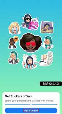 عمل الصور الرمزية Avatars للفيس بوك 2020