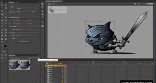 تحميل Adobe Animate 2d لعمل كرتون 2D