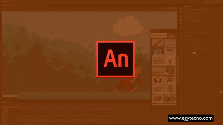 تحميل برنامج Adobe Animate لعمل كرتون 2D بسهولة واحتراف