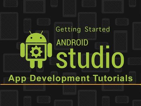 كورس تعلم برمجة تطبيقات الاندرويد Android Studio tutorial