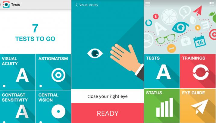 تطبيق اندرويد للحفاظ علي العين من اضرار استخدام الهاتف