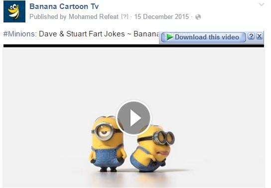 طريقة تحميل فيديوهات من الفيس بوك بدون برامج بسهولة