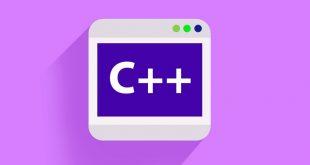 كورس تعلم لغة برمجة ++C باللغة العربية