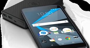 الهاتف الثاني من بلاك بيري DTEK50 بنظام اندرويد