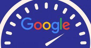 قياس سرعة الانترنت من خلال موقع جوجل