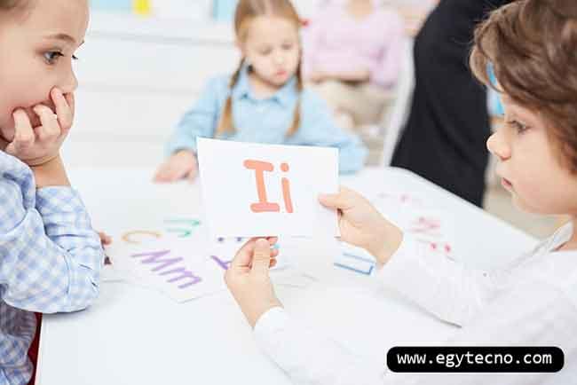 اهمية تعلم الاطفال للغة الانجليزية