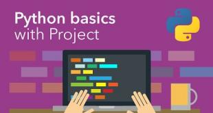 كورس تعليم لغة برمجة بايثون Python