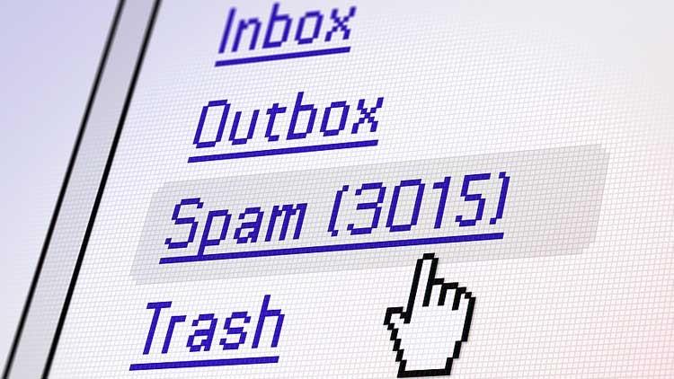 ماهو السبام Spam ؟