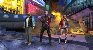 لعبة suicide Squad الفرقة الانتحارية لهواتف الاندرويد والايفون