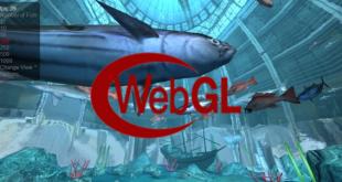 الويب جي ال - شرح WebGL