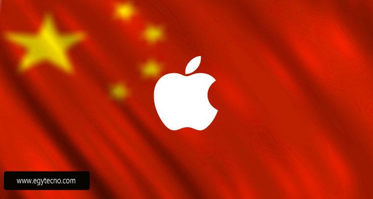 حظر iBooks Store و iTunes Movies في الصين