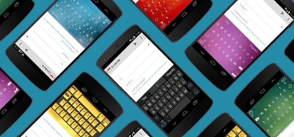 افضل 8 تطبيقات لوحات مفاتيح لهواتف الاندرويد