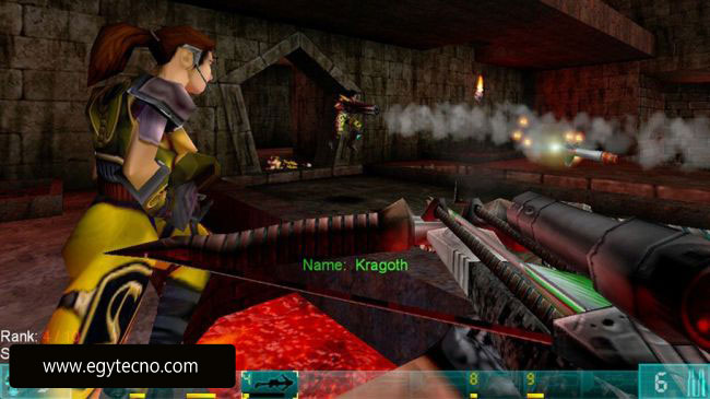 لعبة Unreal Tournament