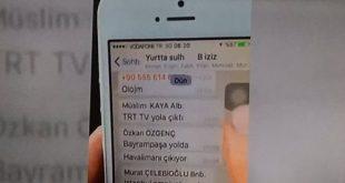 انقلاب تركيا تم تخطيطه في رسائل واتساب