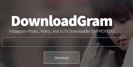 11 برنامج تحميل فيديو من الانستقرام، تحميل برنامج منزل مقاطع انستقرام