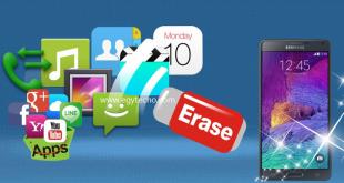 مسح جميع الملفات والصور والفيديوهات من هاتف الاندرويد قبل البيع او عند السرقة