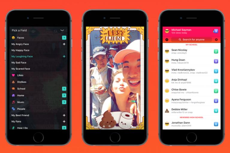 تطبيق جديد من الفيسبوك Lifestage للمراهقين 2016