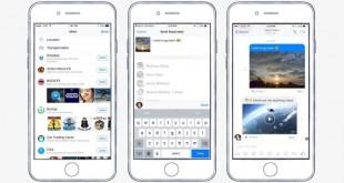 فيسبوك ماسنجر يسمح بارسال ومعاينة ملفات Dropbox