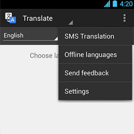 google-translate-offline