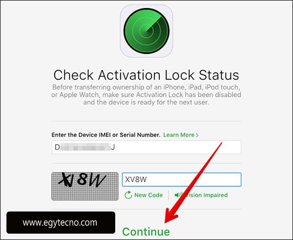 التحقق من حالة الحماية لهاتف الايفون الخاص بك وهل هو أمن ام لا ؟