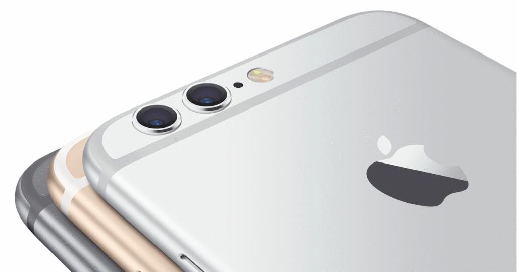 iPhone 7 Plus مع 3GB من ذاكرة الوصول العشوائي، 256 جيجابايت سعة التخزين الداخلية والكثير