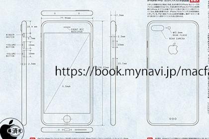 هاتف ايفون 7 مع كاميرا مزدوجة العدسات والكثير