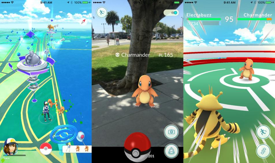 صور ومعلومات وتحميل لعبة Pokemon Go التي انتشرت في العالم كله