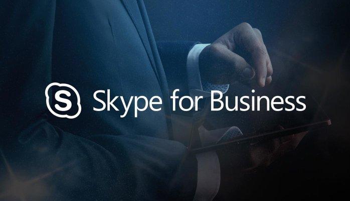 تطبيق Skype for Business من مايكروسوفت لأجهزة ماك