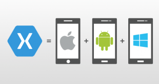 كورس تعلم Xamarin لبرمجة تطبيقات لمختلف انظمة تشغيل الهواتف